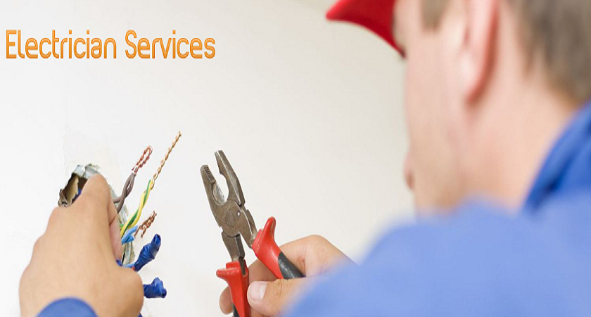 electrical services carried out by our electrician in Gosforth